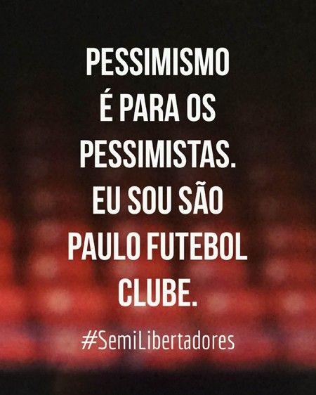 Nação do Maior do Mundo; Nesta quarta-feira o São Paulo fará o primeiro duelo da semifinal da Libertadores diante do Atlético Nacional, no Morumbi. O...
