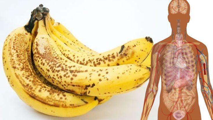 Never throw Away this Part of the Banana - Banana peel Benefits for Health