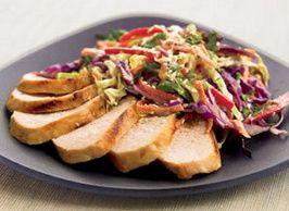Biggest Loser Asian Chopped Salad