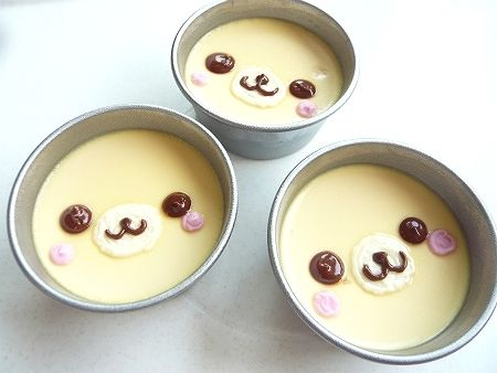 SEAL PUDDING!