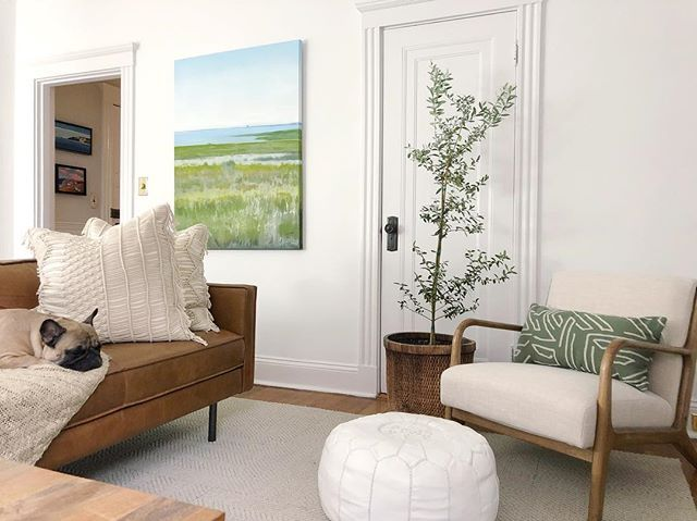 Trim Design Co Infuses Soft Shades From Nature In This Organic