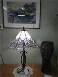 Artworks, lamps and sculptures are  available at Edelweiss Gallery