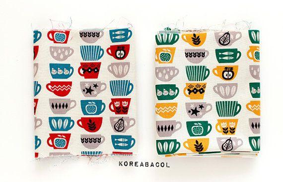 Coppa del tessuto modello Cup tessuto scandinavo 43 di KoreaBacol