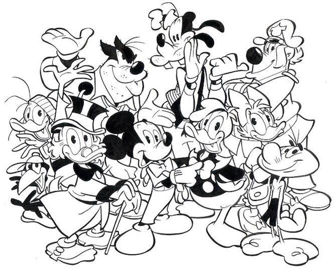 76 Best Giorgio Cavazzano Images On Pinterest Disney Mickey Ic Rhpinterest: 2003 Buick Century Sd Sensor Location At Elf-jo.com