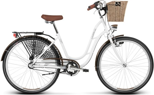 City bike Classico is simply comfortable bike. See. Feel. Think