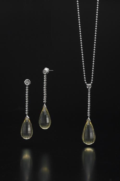 레몬쿼츠 세트   http://minwhee.com  http://minwhee.co.kr  http://blog.naver.com/minwheee  http://www.facebook.com/minwheejewelry