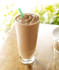 ledová káva - Frappuccino | Dukanova dieta