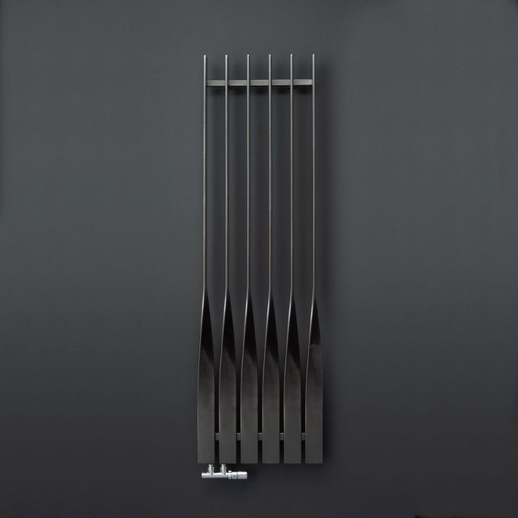 Radiateur à eau chaude / vertical / design original - CYKLON by M4m Studio - Terma Sp. z o.o.