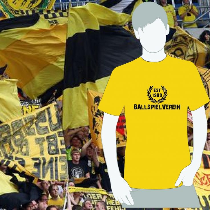 order here: http://www.world-of-football.de/Deutsche-Clubs/Dortmund/T-Shirt/T-Shirt-Dortmund-Ballspielverein.html  Fussball, Fanartikel, T-Shirt, Ultras, BVB, Borussia Dortmund