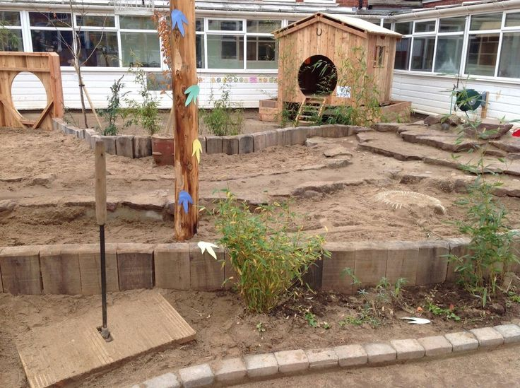 Esto sí es un buen patio de colegio!!! greenplayproject kingfisher school 2