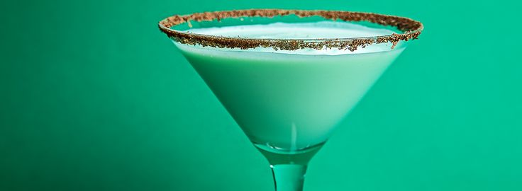 Stop worrying and learn to love the classic Grasshopper cocktail.