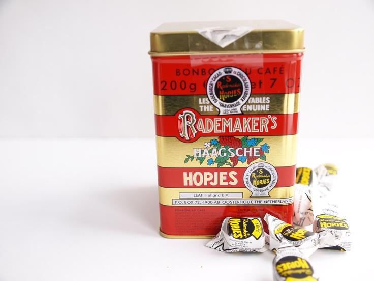 Haagse Hopjes - Dutch coffee candy