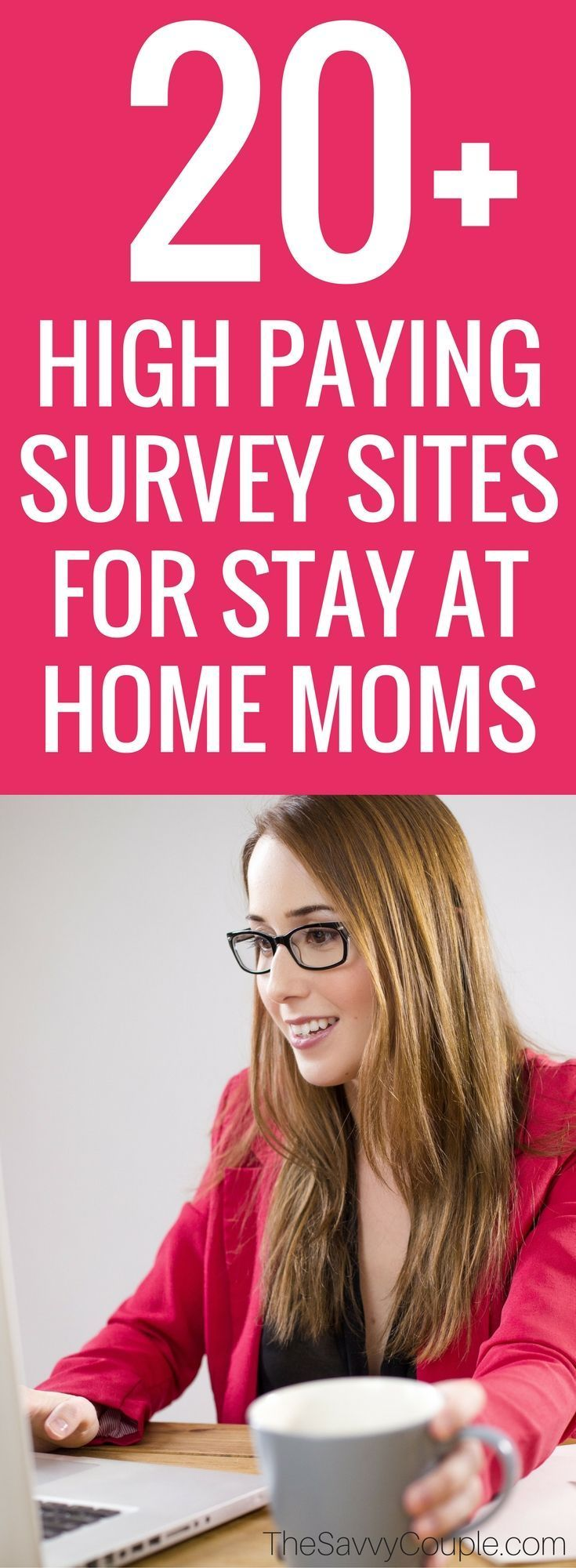 Are you a busy mom who wants to learn how to make some extra money from home? Here are 20 of the best survey companies that we have personally used and approved. We were able to save up money to pay for Christmas one year using these 20 companies! Check them out and start earning extra income today!