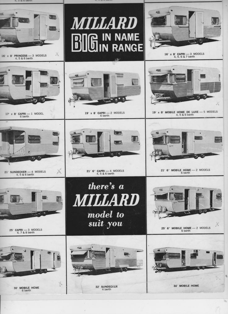 27 Best Millard Caravans Over The Years Images On