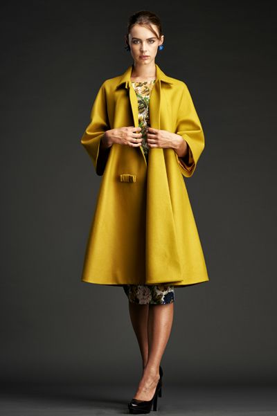 brigid mclaughlin images - Capote Swing Coat.  Love the cut and color of this coat.  Perfect winter piece.