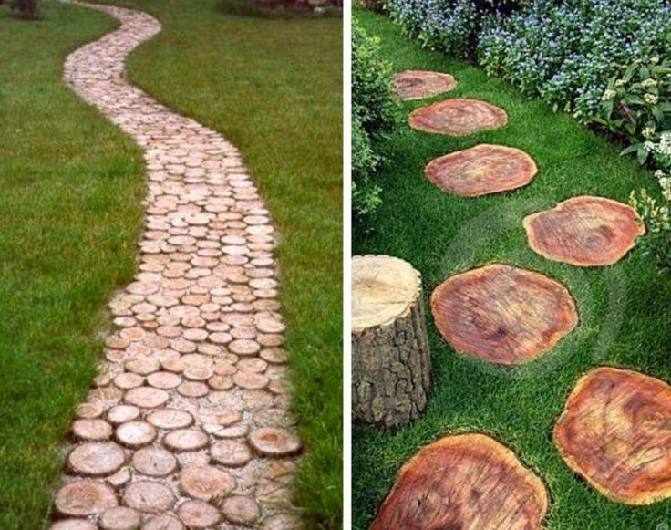 11 best Allée de jardin images on Pinterest | Garden paths ...
