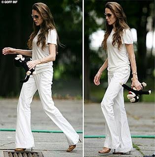 Chatter Busy: Angelina Jolie Weight
