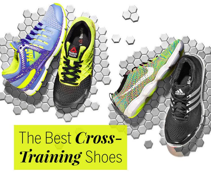 We tested tons of sneakers to bring you the best cross-training shoes for your workout.
