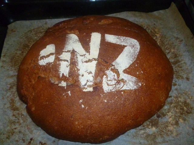 Rewena Bread made with Urenika potatoes