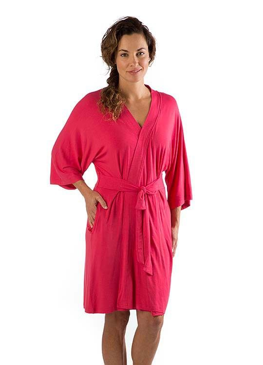 You know those robes that you just never want to take off? This is one of them; you will fall in love with it as soon as it graces your skin.