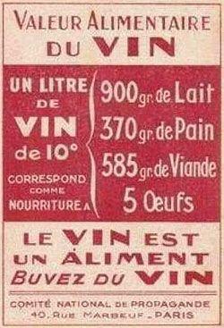 buvez du vin Plus