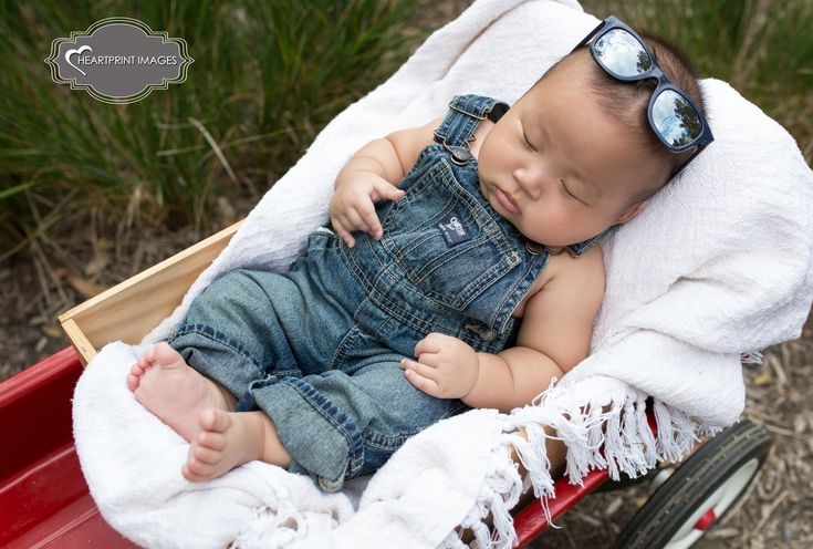 Baby Nathan is 100 days! - Heartprint Images