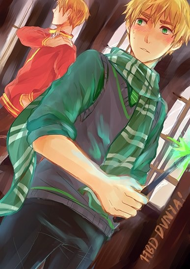 I really do imagine Iggy as more of Ravenclaw, though I can see the justification for Slytherin.