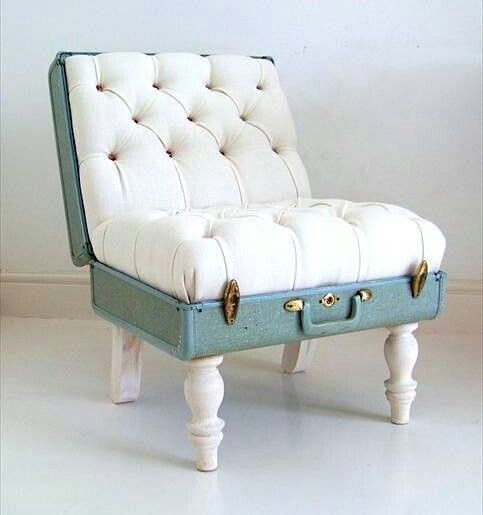 Suitcase Chair                                                                                                                                                                                 More