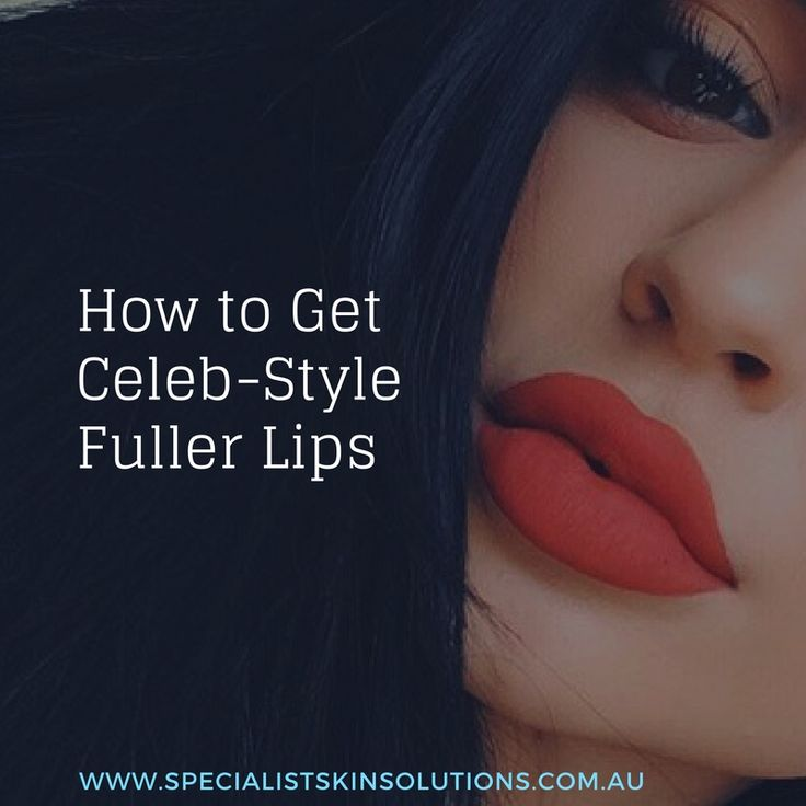 We cover the basics – what you can do naturally to make your lips look  bigger, filler lip injection, and permanent lip enhancers – and the pros and cons of each.