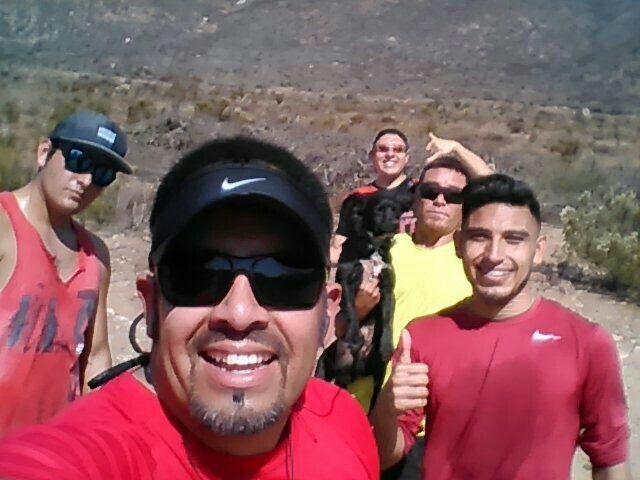 Recorriendo el Cerro Grande con los mejores #TDTrail #TodoDeportesChile