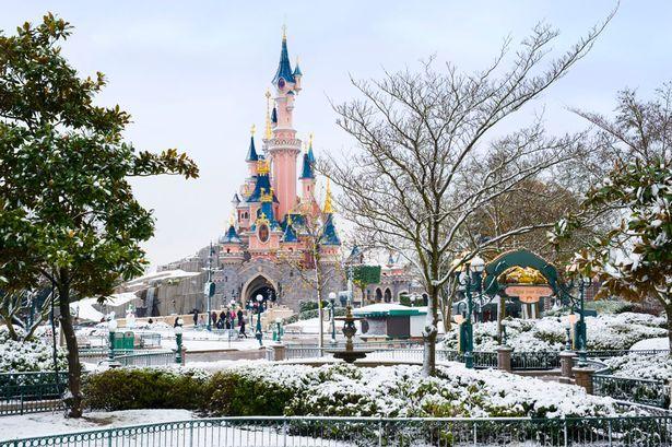 Magical: Disneyland Paris at Christmas