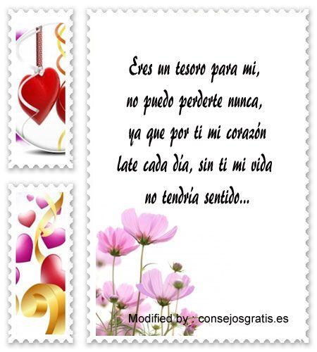 palabras originales de amor para mi pareja,textos bonitos de amor para whatsapp:  http://www.consejosgratis.es/bellisimas-frases-de-amor-para-una-persona-especial/