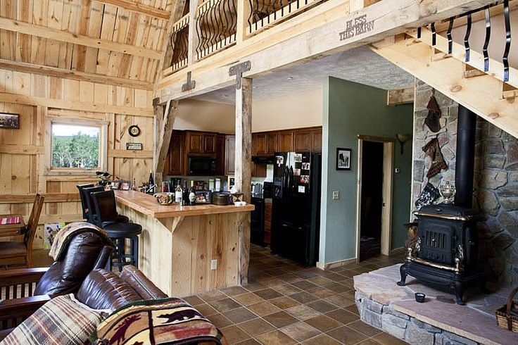 Barndominium Ideas Neat Idea For Surround For Wood Stove