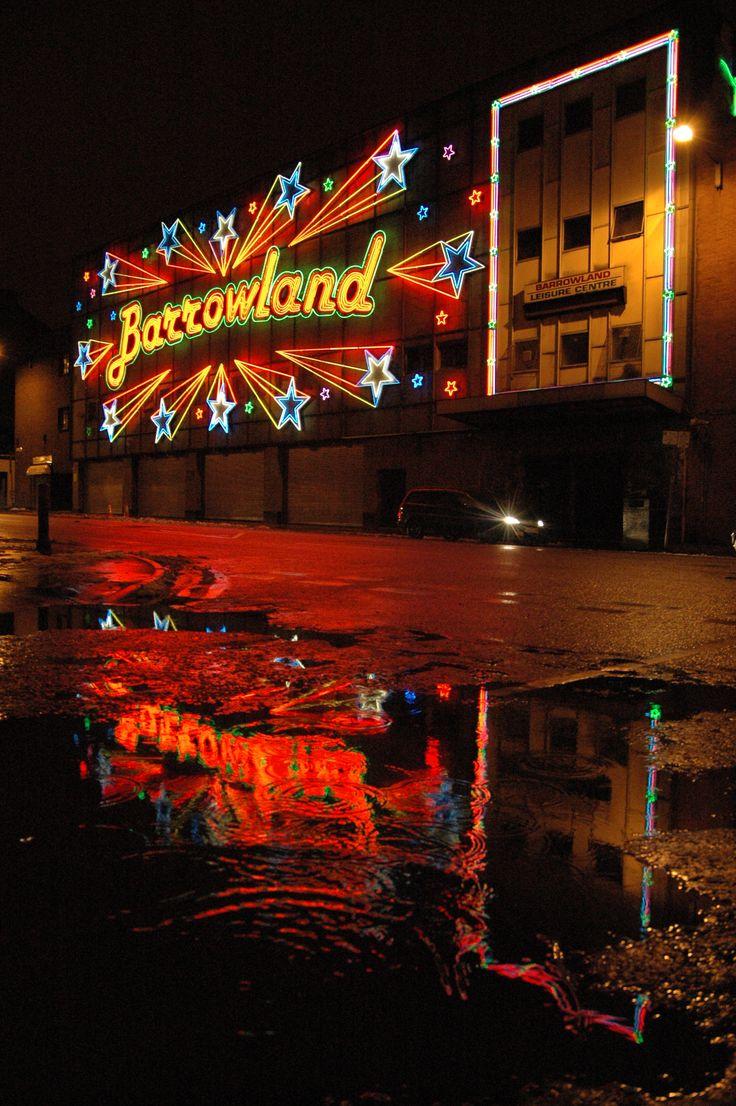 We <3 The Barrowlands (Photo courtesy of People Make Glasgow)