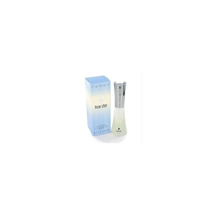 B0033ID4JU Tommy Hilfiger True Star For Women: Eau De Parfum Spray .5 Oz B0033id4 Tags: TRUE STAR by Tommy Hilfiger for WOMEN EAU DE PARFUM SPRAY .5 OZ Launched by the design house of Tommy Hilfiger in 2004, TRUE STAR by Tommy Hilfiger possesses a blend of honeysuckle, sweet pea, wheat, syringa, and florals. It is recommended for casual wear.