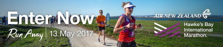 Air New Zealand Hawke's Bay International Marathon