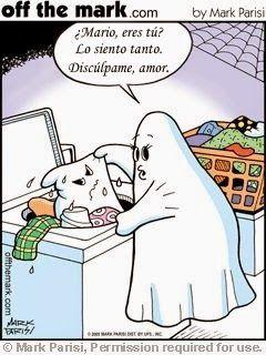 Confesiones y Realidades: Chistes Gráficos para Halloween