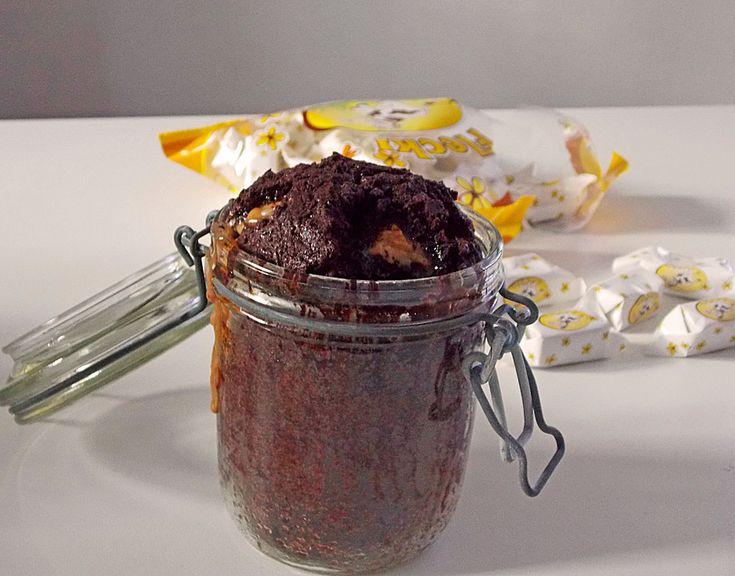 Schoko - Toffee - Kuchen im Glas (Rezept mit Bild) | Chefkoch.de