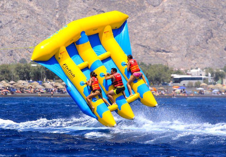 Santorini, Greece- Water sports