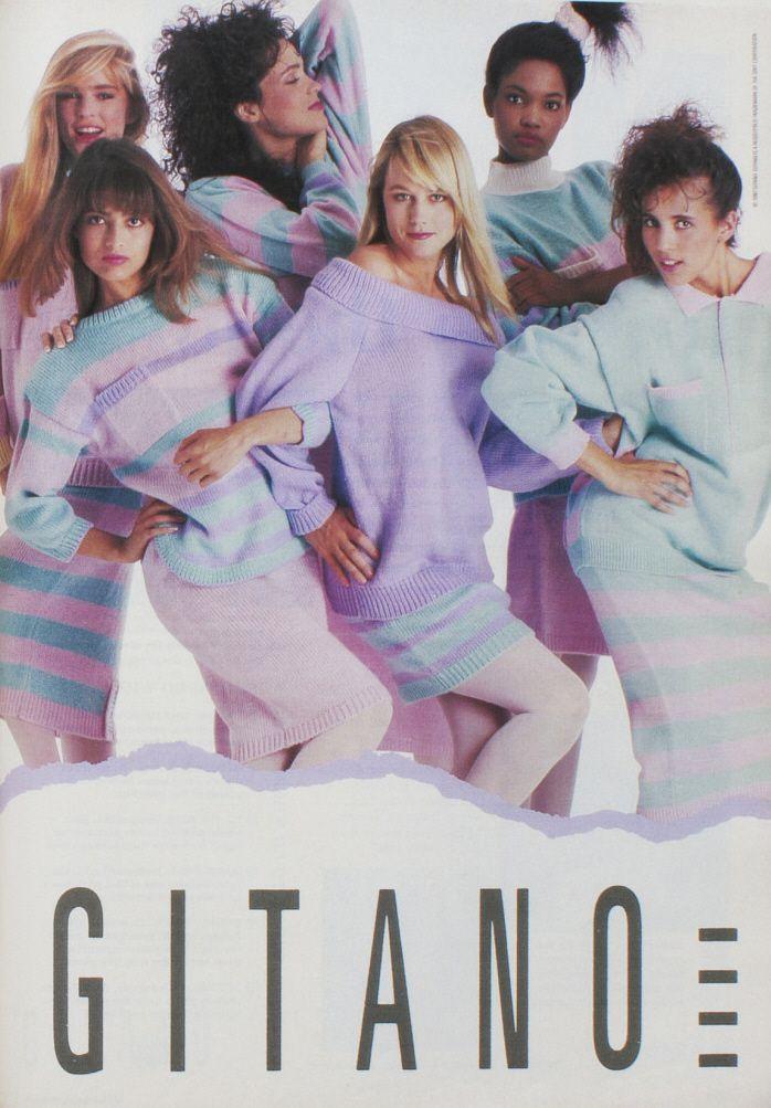 i rocked some Gitano in the 80s.