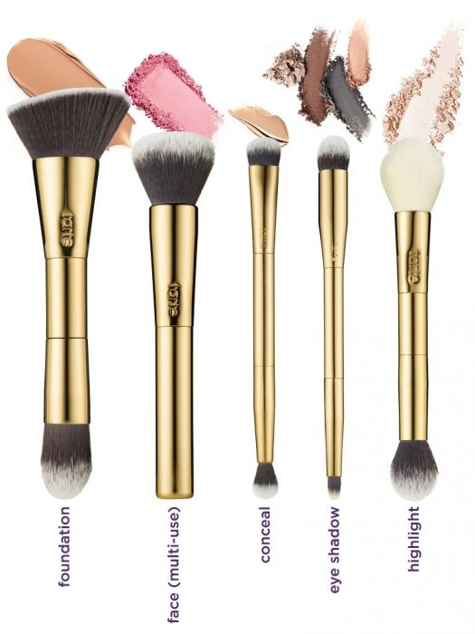 limited-edition tarteist™ toolbox brush set & magnetic palette from tarte cosmetics