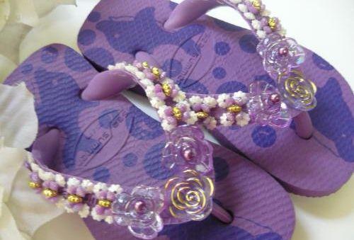 Como vender chinelos decorados – Fabrica de Chinelos