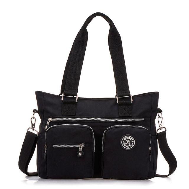 JINQIAOER Women Messenger Bag Ladies Crossbody Bags For Women Waterproof  handbags Nylon Large Shoulder Bag Female c359994401