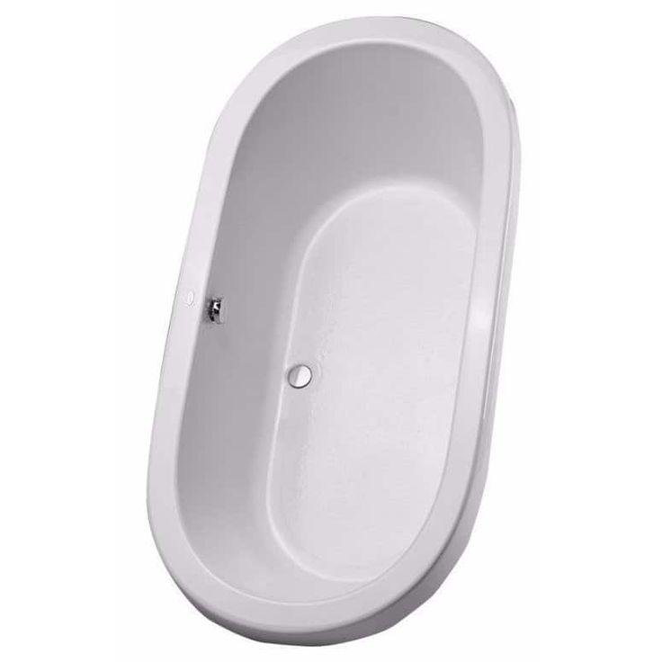 Toto Nexus Soaking Bathtub Cotton