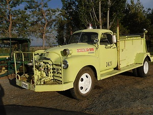 Chevrolet : Other FIRETRUCK