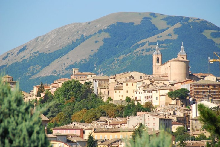 Camerino, Art, History and monuments. Marche, Travel, Italy, Tourism