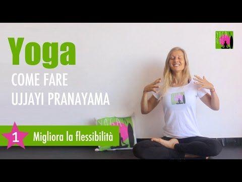 Respirazione Yoga: come fare Ujjayi Pranayama (respirazione del vittorioso)