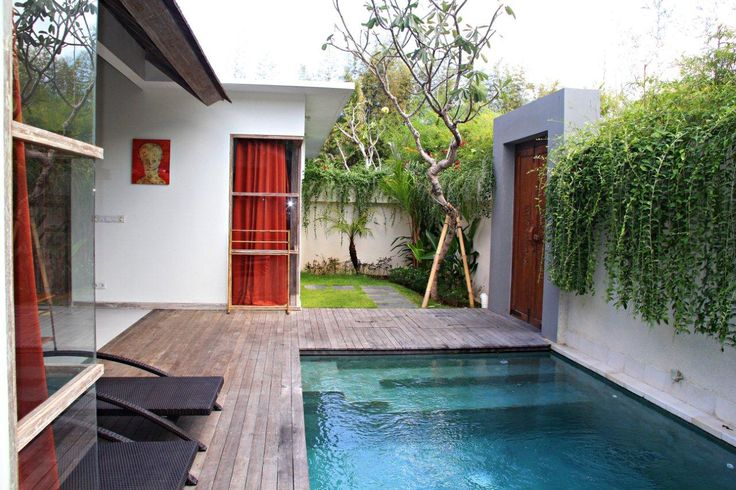 2 bedroom villa with private pool at The Decks Bali. www.thedecksbali.com