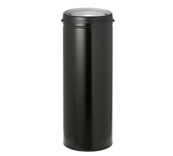 Buy WOW Russell Hobbs 50L Kitchen Sensor Bin - Black at Argos.co.uk, visit Argos.co.uk to shop online for Kitchen bins, Kitchenware, Cooking, dining and kitchen equipment, Home and garden