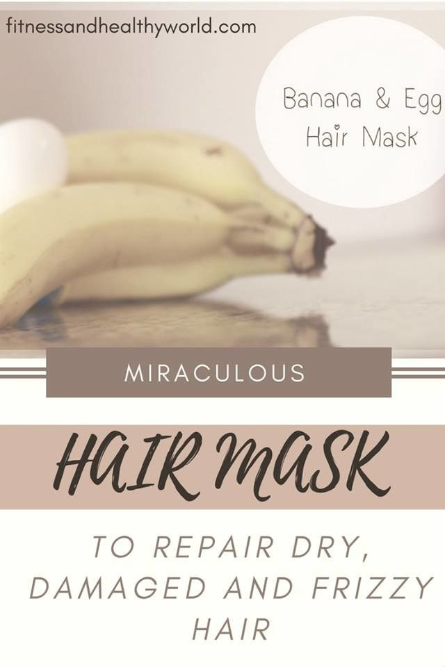 #beauty #hair #mask #miracle #girls #woman #care